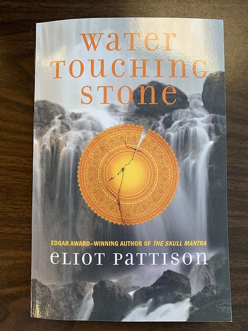 Water Touching Stone - An Inspector Shan #2