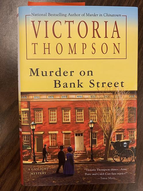 Murder on Bank Street - A Gaslight Mystery #10