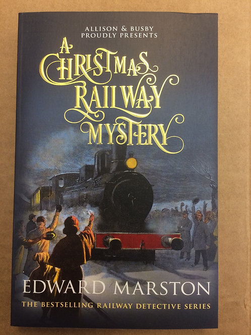 A Christmas Railway Mystery - Railway Detective Series #15