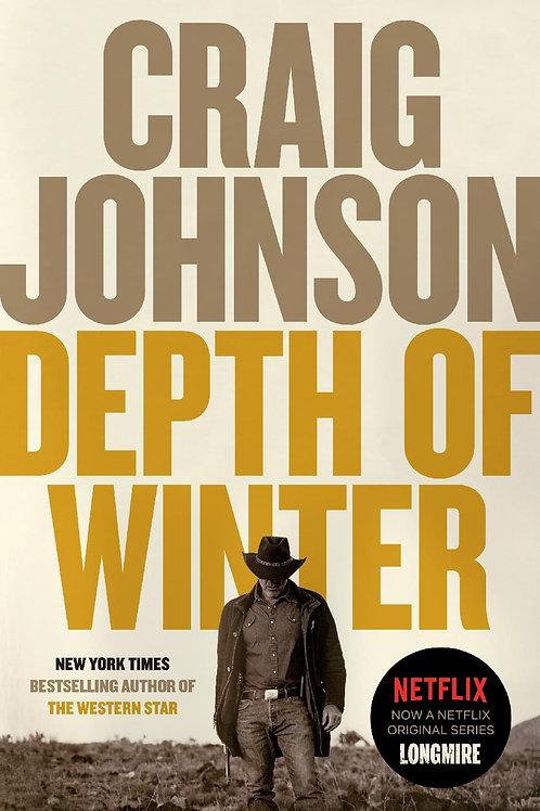 Depth of Winter - Longmire Series #14