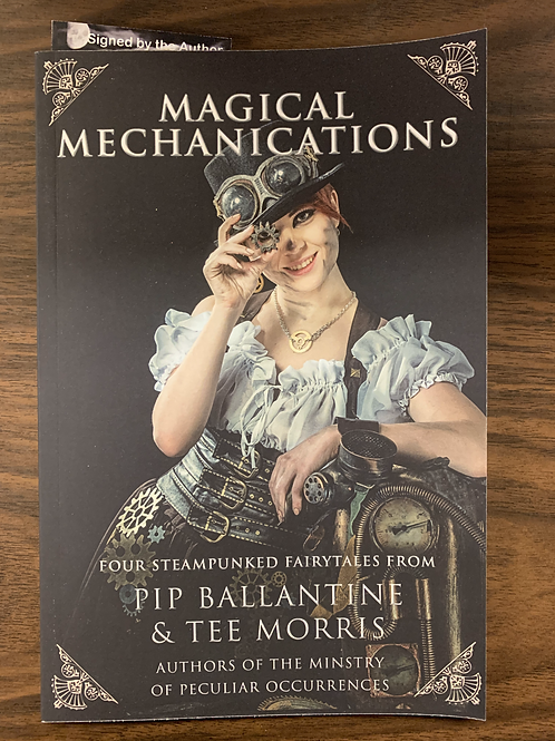 Magical Mechanications