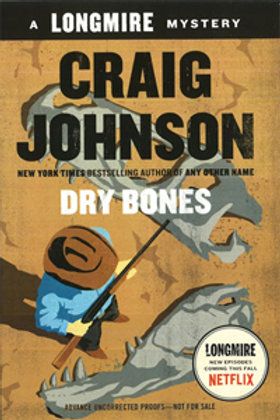 Dry Bones - Longmire Series #11