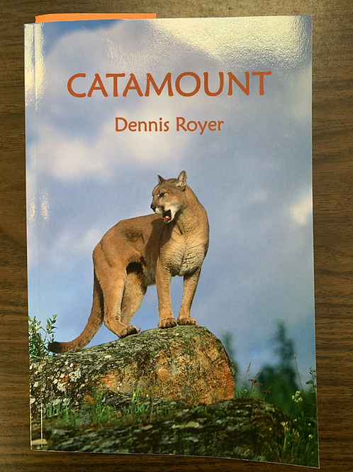 Catamount - Legacy Perry County Mystery #1