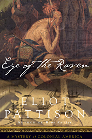 Eye of the Raven - The Bone Rattler Series Book  #2