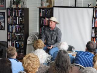 Craig Johnson's Author Visit