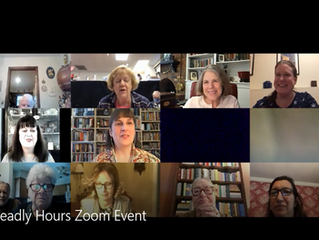 Virtual Zoom Event with the Authors of The Deadly Hours