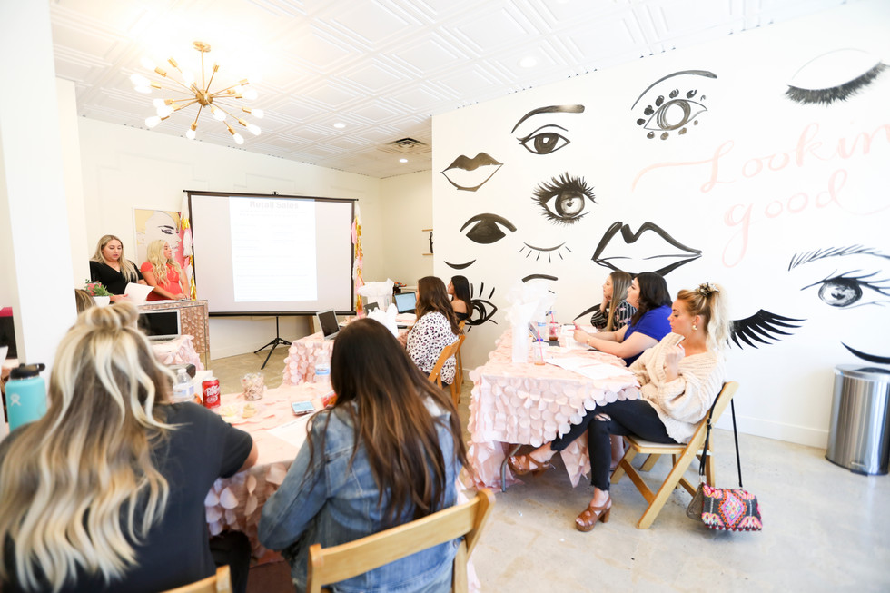 Beauty Mavens Summit - Know Your Numbers Workshop Photos 2019_153