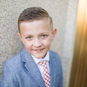Cole Baptism Photos