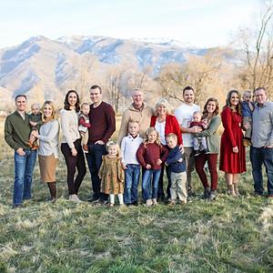 Stephens {extended} Family