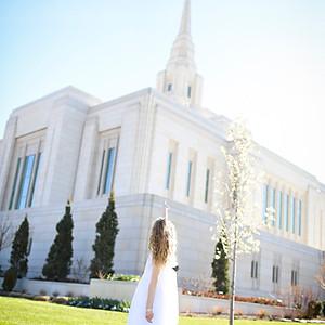 Kambrie Baptism Photos