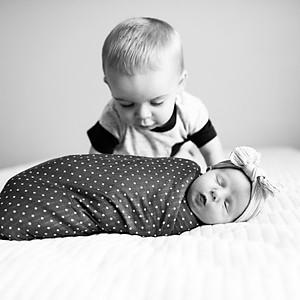 Haven Newborn Photos