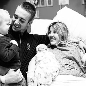 Wade Spainhower Birth Story
