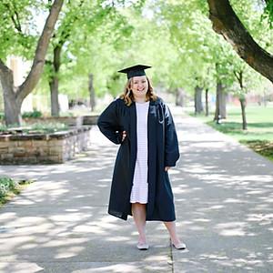 Leah Graduation Photos