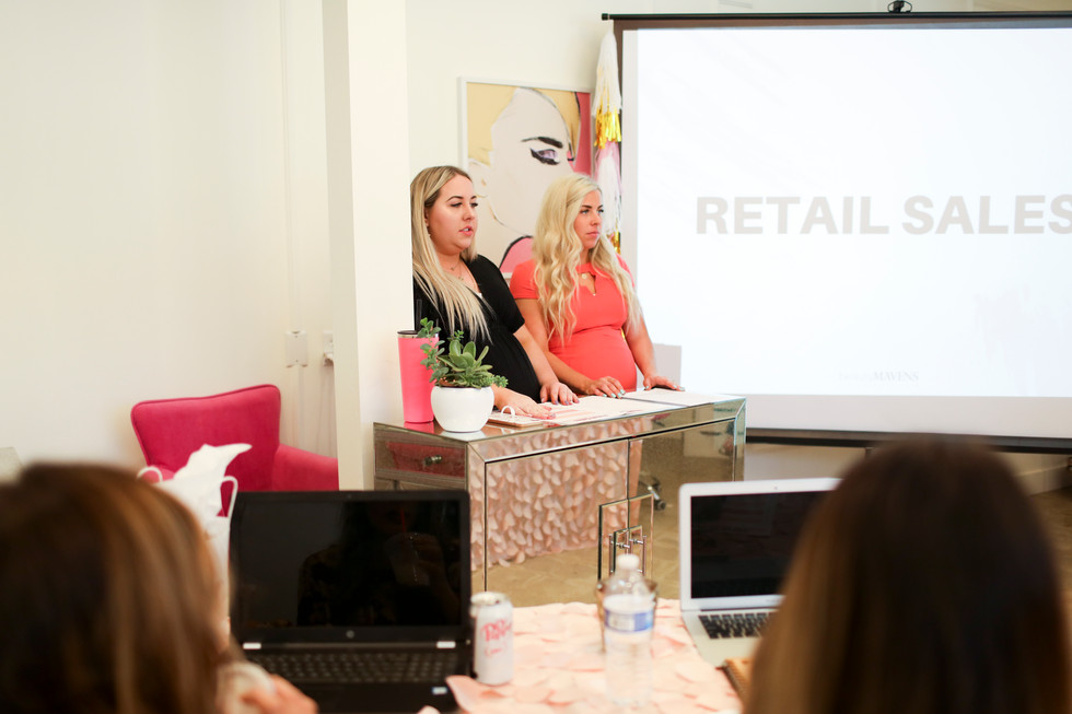 Beauty Mavens Summit - Know Your Numbers Workshop Photos 2019_119