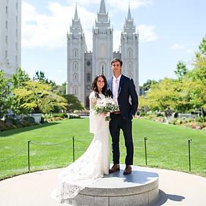 Tyler + Hollee Wedding Day Photos