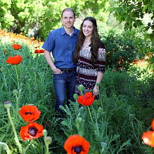 Gabe + Emily Engagement Photos