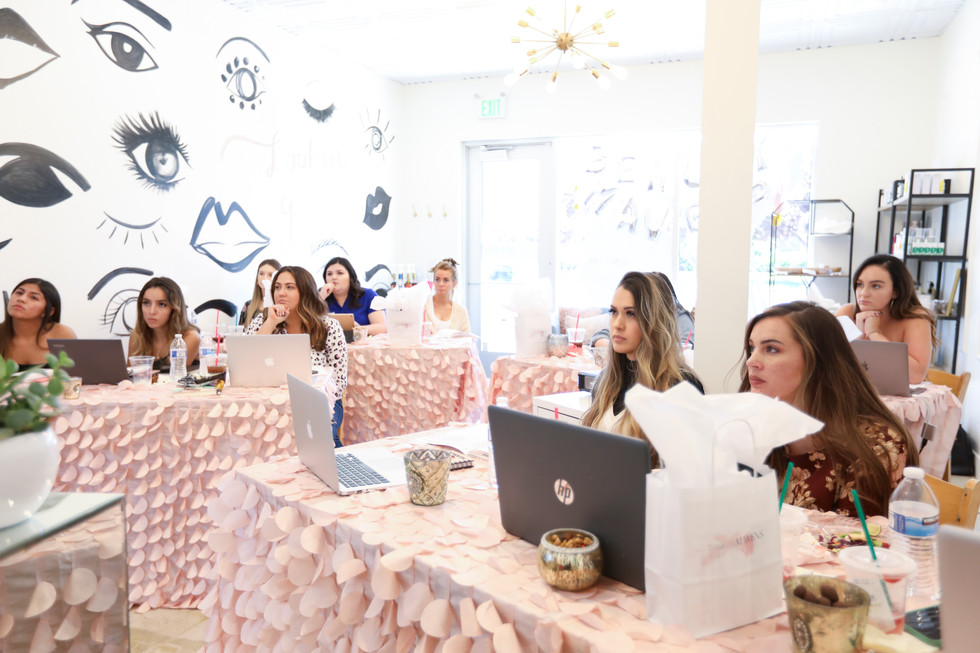 Beauty Mavens Summit - Know Your Numbers Workshop Photos 2019_163