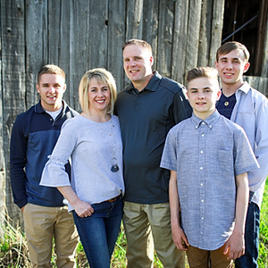 Voorhees Family Photos