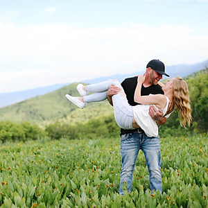 Tyler + Rylie Engagement Photos