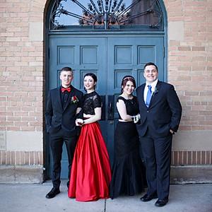 Roy High Prom Dates Photos