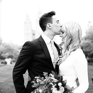 Nate + Michelle Wedding Day Photos