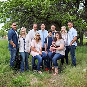 Weaver Family Photos