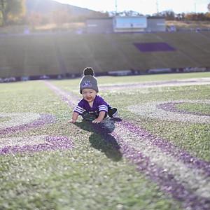 Everett Weber Football Photos