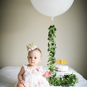 Klaire 1st Birthday Photos