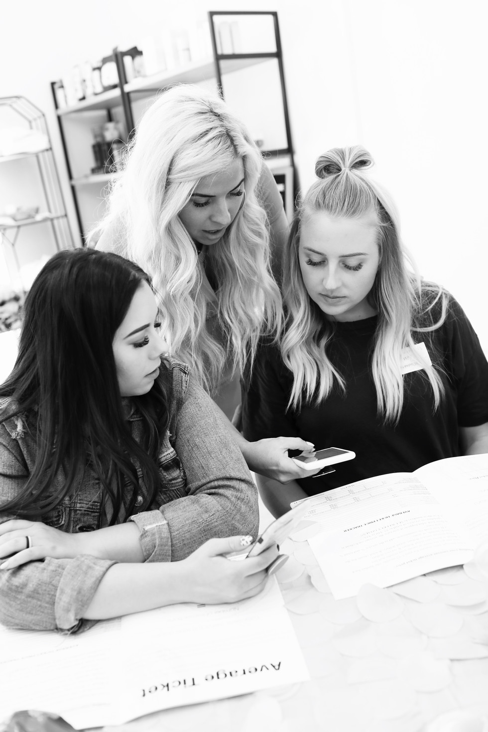 Beauty Mavens Summit - Know Your Numbers Workshop Photos 2019_107