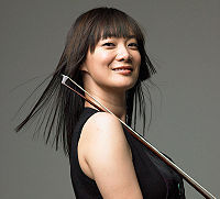 Lee Chin - violinist ARTRA artists management