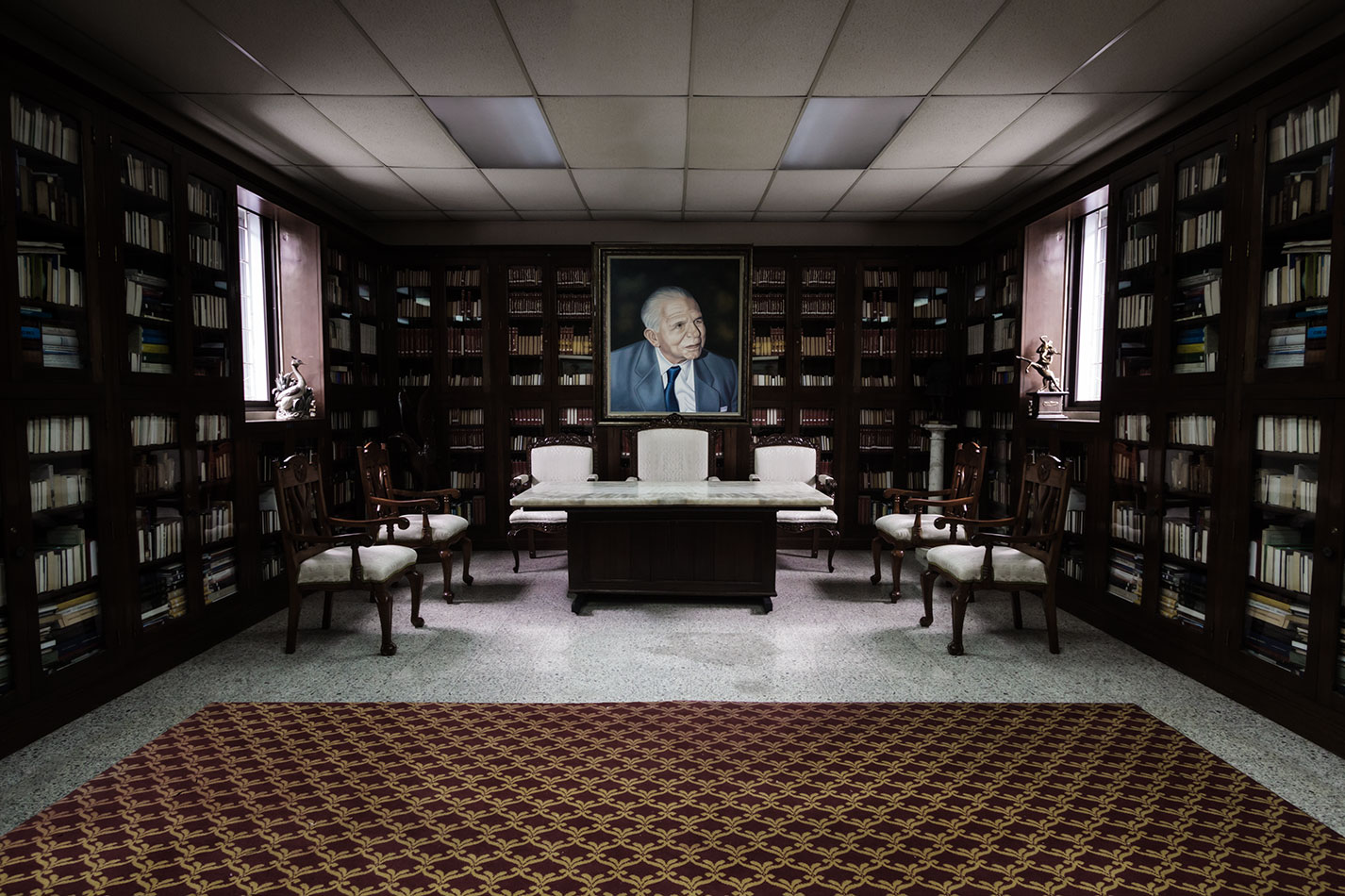 fundación Joaquín Balaguer