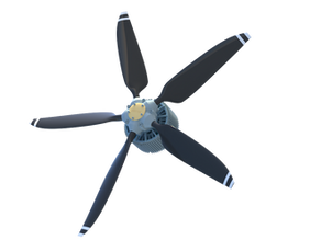 Propeller and Hub Design and Build