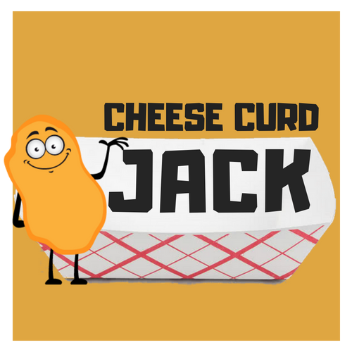 CHEESE CURD Jack Logo