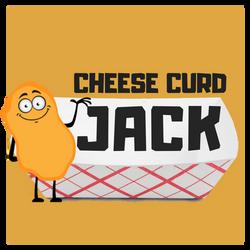 CHEESE CURD Jack Logo