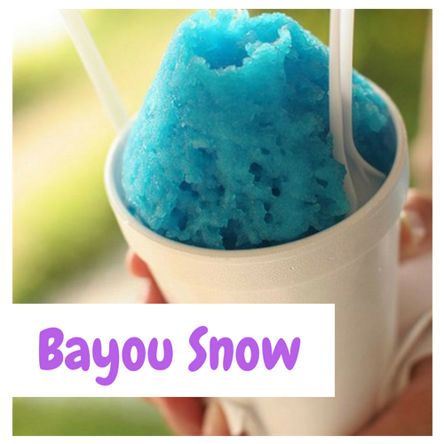 Bayou Snow