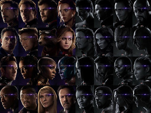 New 'Avengers: Endgame' posters reveal fates of Marvel characters