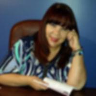 La escritora puertorriqueña Aracelis Nieves Maysonet