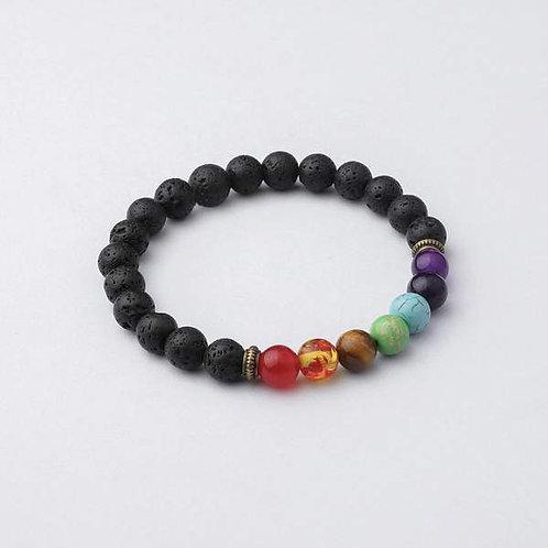 Rainbow Diffuser Bracelet (Adult)