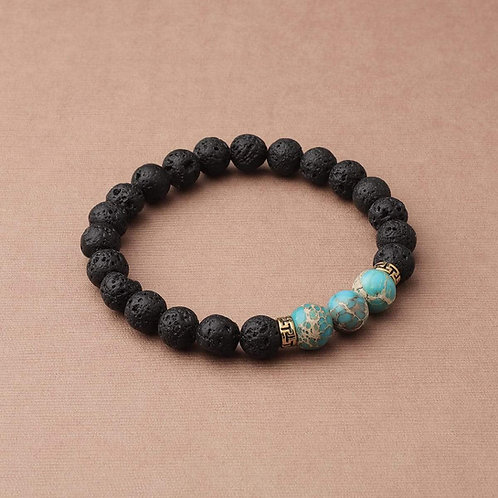 Turquoise Diffuser Bracelet