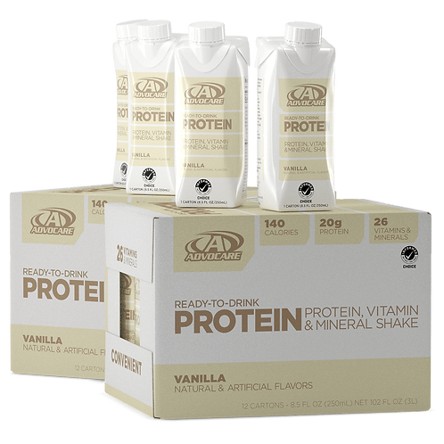 Ready-To-Drink Protein Shake (12 Pack)