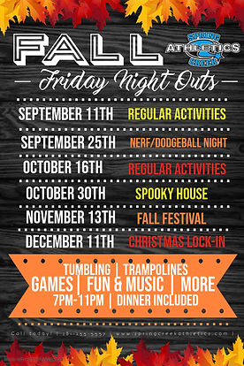 Copy of Fall Flyer - Made with PosterMyW