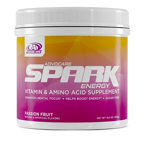Passion Fruit Spark Can