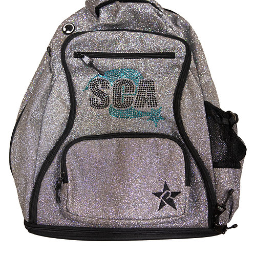 SCA Sparkly Backpack