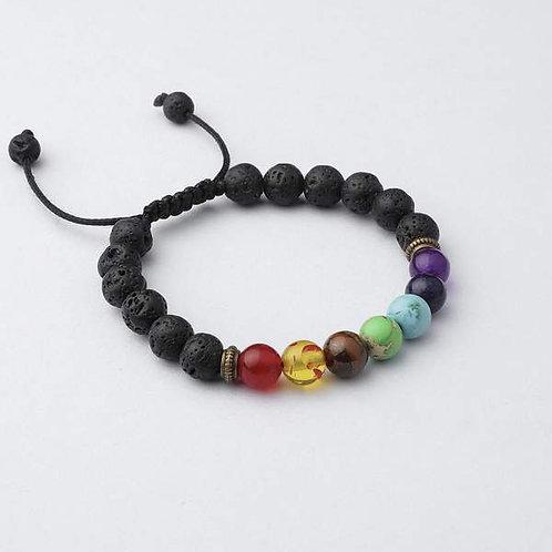 Rainbow Diffuser Bracelet (Child)