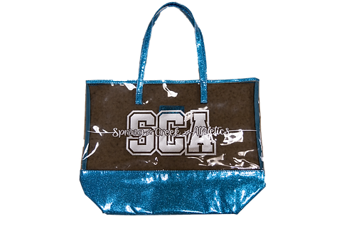 SCA Clear Stadium Bag