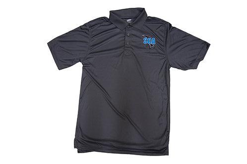 Grey Polo Mens Shirt