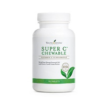 Super C Chewable Supplement