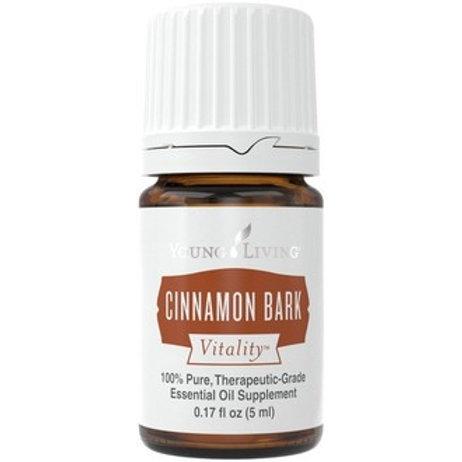 Cinnamon Bark Vitality Essential Oil