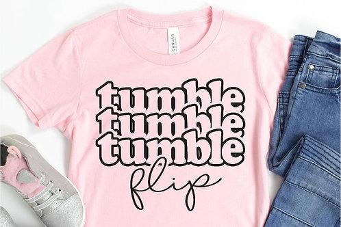 SCA Tumble Tumble Flip T-Shirt