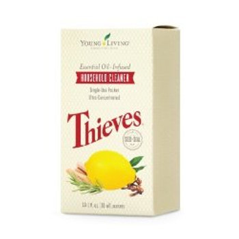 Thieves Household Cleaner Samples